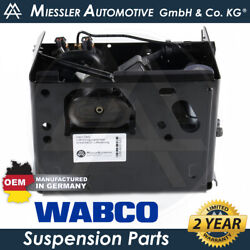 Oem Air Suspension Compressor And Solenoid 4154034020 For Iveco Daily Mk Iv And03906-12