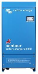 Victron Energy Centaur Battery Charger 24 / 60 5 Year Warranty New