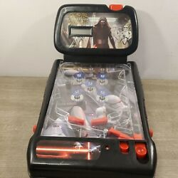 Star Wars The Force Awakens Tabletop Pinball Machine W/ Light Up Sound Effects
