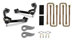 Cognito 3 Standard Leveling Lift Kit For 2020-2021 Chevrolet/gmc 2500hd 3500hd