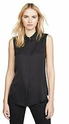 Theory Womenand039s Modern Tanelis Blouse - Choose Sz/color