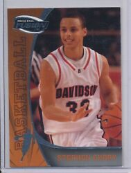 2009 Press Pass Fusion 18 Stephen Curry Rc 2