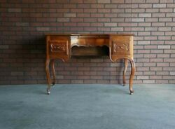 Antique French Provincial Desk Writing Desk Country French Desk