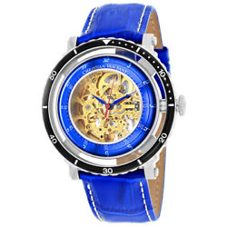 Christian Van Sant Menand039s Dome Gold Dial Watch - Cv0741