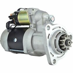 New Starter For Delco 39mt 24 Volt Cummins Isx / Ism Engines 10461756 410-12692