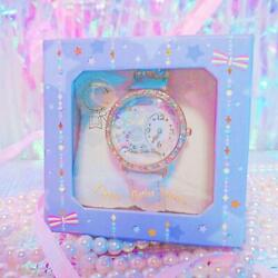 Little Twin Stars Watches 40th Anniversary Model Kiddy Land Limited Collection