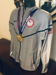 2012 Usa London Olympic Medal Stand Jacket