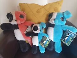 Extremely Rare Handpanda Plush Doll Collectible