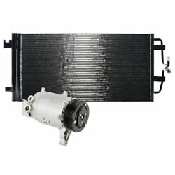 For Chevy Impala And Monte Ac Compressor W/ A/c Condenser And Drier Dac