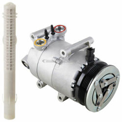For 2013 Ford Focus S Se And Titanium Oem Ac Compressor And Clutch W/ A/c Drier Csw