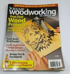 Woodworks Crafts Magazine Woodworking Art Patterns Scroll Saw Fall 2012