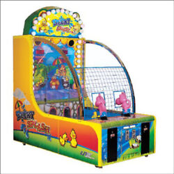 Coin Operated Ducky Splash Redemption Game