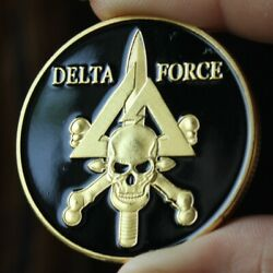 Us Army Delta Force Challenge Coin Cc10