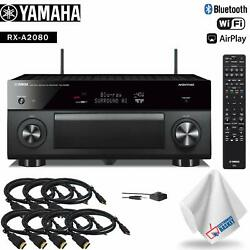 Yamaha Aventage Rx-a2080 9.2-channel Network A/v Receiver Accessory Kit -