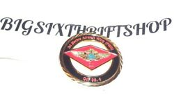 3d Marine Aircraft Wing Fwd Oif 08.1 Challenge Coin Iraqi Freedom Excellence