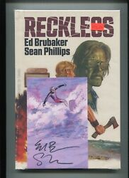 New Image Reckless Hc Brubaker And Phillips Signed