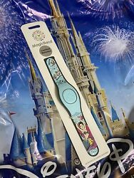 Disney Parks Ariel Little Mermaid 30th Anniversary Magic Band - Limited Release