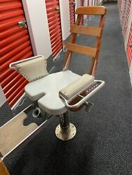 Fighting Chairs Perfect Condition