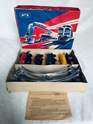 Blechbahn Ho Train Germany Tin Toy Blechspielzeug Boxed