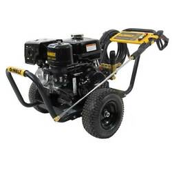 Dewalt Dh4240b 4200-psi 4.0-gpm Cold Water Gas Commercial Pressure Washer
