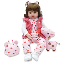 2021 Simulation Baby Doll Soft Cute Baby Creative Gift Kid Toy Gift Top Hot