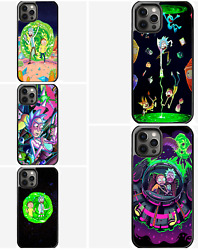 Rick And Morty Custom Case For Iphones 11 12 Pro Max And More | Brand New | 2021