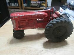 Vintage 7 Hubley Jr. Farm Toy Tractor Made In Usa