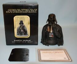Gentle Giant Collectible Bust Darth Vader 2002 Year / Ap Edition