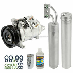 Oem Ac Compressor W/ A/c Repair Kit For Chrysler 300 And Dodge Magnum Charger