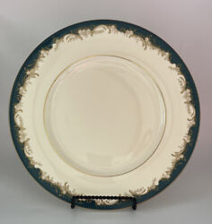 Minton Grosvenor Dinner Plate 10 5/8andrdquo Discontinued Mint