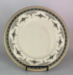Minton Grasmere Dinner Plate 10 5/8andrdquo Discontinued Mint