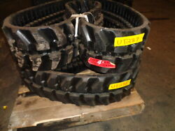 Single Summit Used 12 Rubber Track - Fits Astec Bobcat Ditch Witch 300x52.5x92