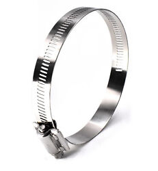Jolly One High Torque All 300ss Extended Range 1-1/4 To 2-5/8 Hose Clamp Jhtx2