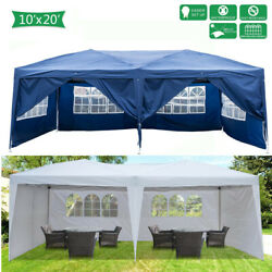 10and039x20and039 Party Wedding Outdoor Patio Tent Canopy Heavy Duty Gazebo Pavilion Event