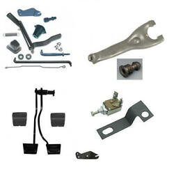 Camaro Clutch Linkage Kit /pedal Assy. Complete Small Block 1967-69