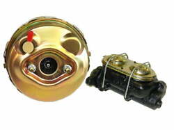 1977-1982 Corvette Power Brake Master Cylinder-booster Combination Reproduction