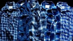 Abercrombie And Fitch Flannel Casual Shirts Nwt Authentic Items