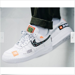 Nk Air Force 1and03907 Utility Low Blanc Lv8 Toutes Tailles White All Sizes