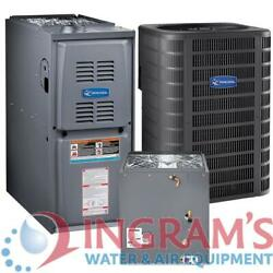 Scratch And Dent-25714- 4 Ton 14.5 Seer 110k Btu 80 Afue Variable Speed Mrcool Si