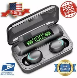 New Bluetooth Earbuds for iphone Samsung Android Wireless Earphone Waterproof $12.99