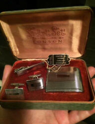 Vintage Brand New 1948 Smart Set Fashioned By Ronson Andonis