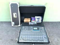Soundcraft Si Impact 40-input Digital Mixing Console With Case 7957 One