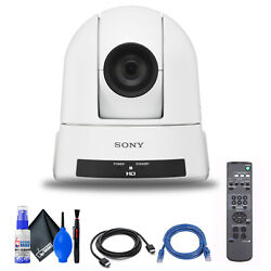 Sony Srg-300hw 1080p Desktop And Ceiling Mount Ptz Camera W/ 30x Optical Zoom