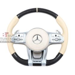 Mercedes Benz Amg C, E, Cls, S, S-coupe, Glc, Gle, Gle-coupe Gls Steering Wheel