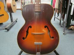 Kay Archtop Acoustic Guitar