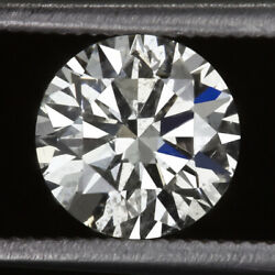 1 Carat Certified I Si2 Diamond Very Good Round Cut Natural Loose Engagement 1ct