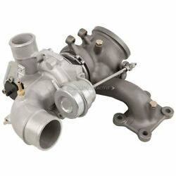 For Ford Escape Focus Fusion Taurus Lincoln Mkc Mkz 2.0t Turbo Turbocharger Csw