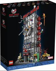 🔥brand New Lego Marvel 76178 Spiderman Daily Bugle Free Fast Shipping In Hand🔥