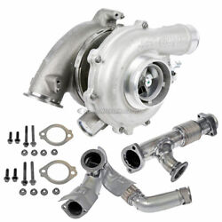 For Ford Excursion 6.0l Diesel 03-04 Garrett Powermax Turbo Charge Pipe Kit Csw