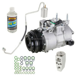For Ford Taurus 2013 2014 2015 Ac Compressor W/ A/c Repair Kit Csw